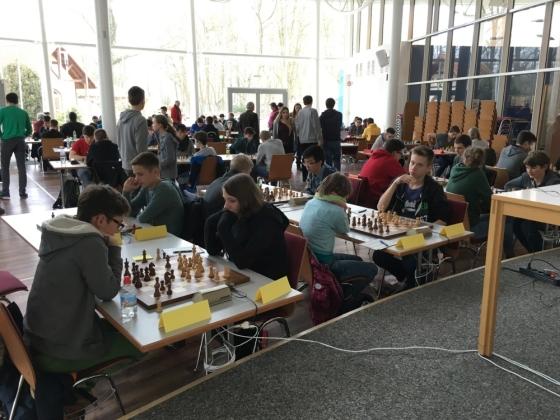 Turniersaal Totale