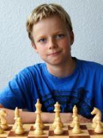 Noch ein Meister: Philipp Kleemann ist Schulschach-Landesmeister