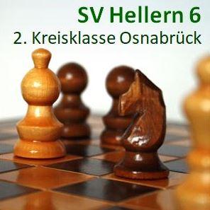 Hellern 6 gewinnt auch gegen SG Bersenbrück/Bramsche 4