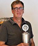 Wolfgang Andre ist Senioren-Landesmeister im Blitzschach
