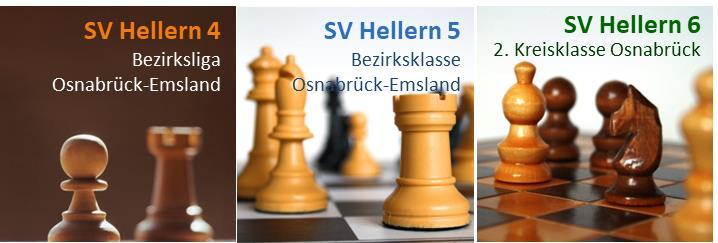 Hellern 5: Aufstiegsoption in die Bezirksliga ist sicher!