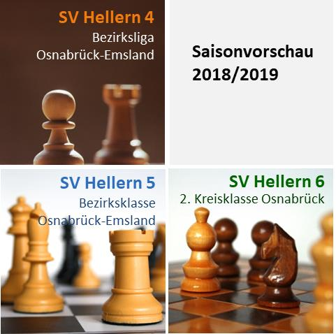 Vorschau: Bezirksliga, Bezirksklasse und Kreisklasse