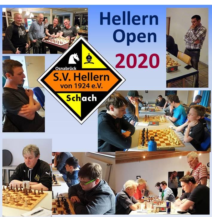 Ludger Wöllermann gewinnt Hellern-Open